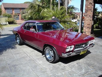 1973 HQ Monaro LS - Today's Tempter