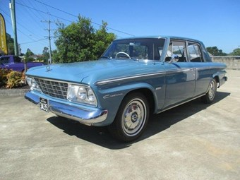 1965 Studebaker Cruiser - today's budget tempter