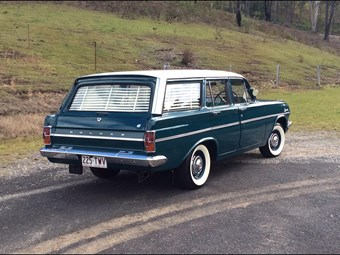 Holden EH wagon - today's tempter