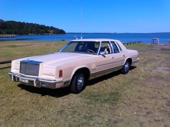 Chrysler New Yorker 1980 - today's budget tempter