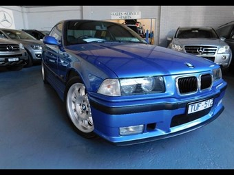 BMW M3 E36 1996 - today's tempter