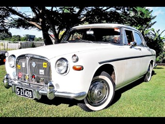 Rover P5 – today's budget tempter