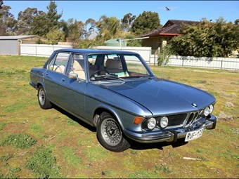 BMW 3.0 Si 1973 - today's budget tempter