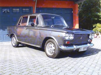 Fiat 1500 MkII - today's Euro Tempter