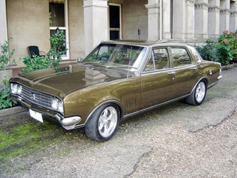 Holden HT Premier - today's modified tempter