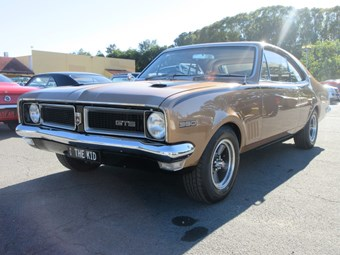 Video: Aussie muscle cars at Lloyds auction