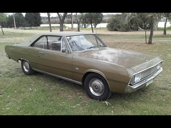 1970 Chrysler Valiant Mexicana - todays local tempter
