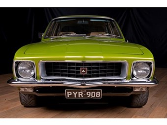 Torana and Ferrari head Lloyds line-up