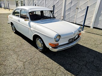 Volkswagen Type 3 - Today's low-stress tempter