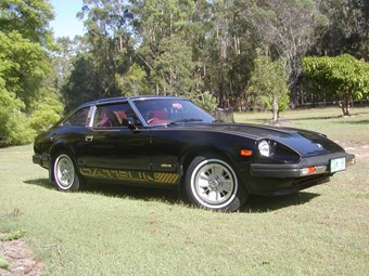 1980 Datsun 280ZX - today's tempter
