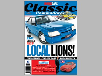 Classic Commodores special out now