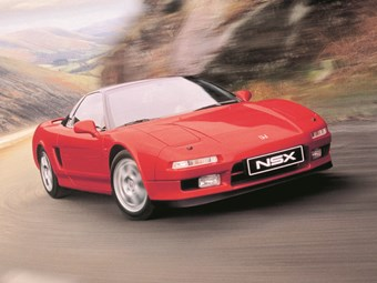 Honda NSX/S2000/Insight 1990-2004 - 2018 market review
