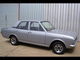 1968 Ford Cortina MkII - today's budget tempter