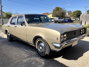 1970 Holden HT Premier – Today's Tempter