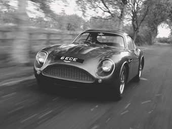 Aston Martin helps Zagato celebrate centenary with bespoke DBZ Century Collection