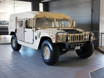 1987 Hummer H1 HMMWV – Today's Tempter