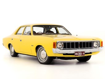 Chrysler Valiant Ranger - today's tempter