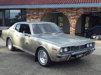 1976 Datsun 260C – Today's Tempter