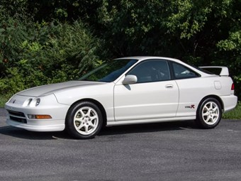 1997 Honda sells for AUD$90,000