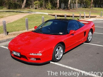 1992 Honda NSX – Today's Tempter