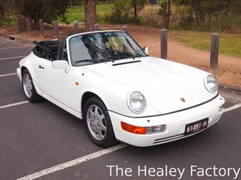 1989 Porsche 964 911 Carrera – Today's Tempter