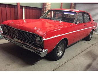 1968 Ford XT Falcon 500 - Today's Tempter