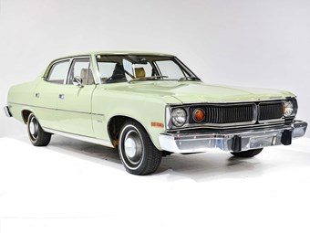 1976 Rambler Matador – Today's Tempter