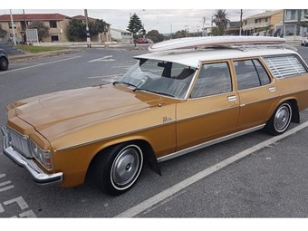 1977 Holden HX Premier – Today's Tempter