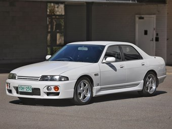 1996 Nissan Skyline R33 GTS-T – Today's Tempter