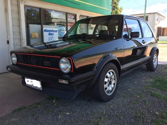 1981 Volkswagen Golf Mk1 GTI – Today's Tempter