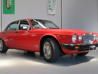 1982 Jaguar XJ6 manual - today's Brit tempter