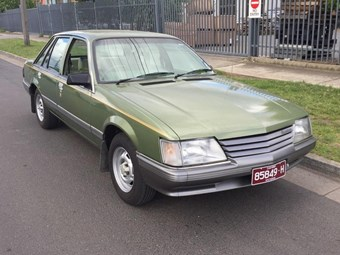 1984 Holden Commodore VK SL – Today's Tempter