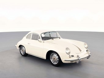 1964 Porsche 356SC headlines Pickles Sydney luxury auction