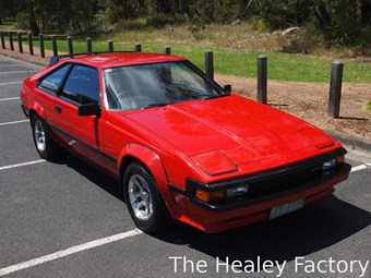 1983 Toyota Supra MA61 – Today's Tempter