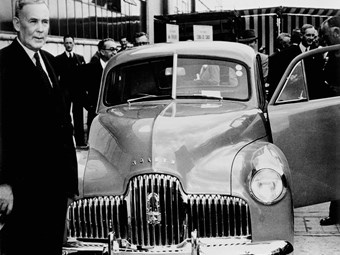 Holden - 70 years today