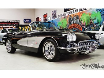 1958 Chevrolet Corvette C1 – Today's Tempter