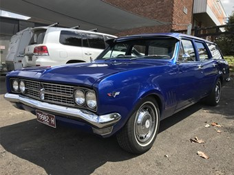 1969 Holden HK Kingswood – Today's Tempter