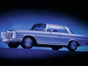 Mercedes-Benz Sedan/Coupe 1955-1986 - 2018 Market Review
