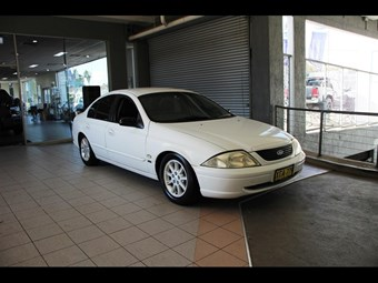 2000 Ford Falcon Forte - Today's Tempter