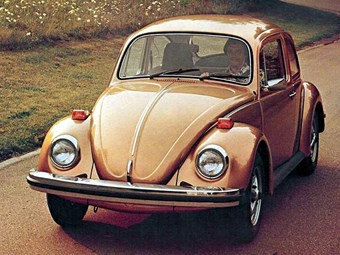 Volkswagen Beetle Karmann 1954 99