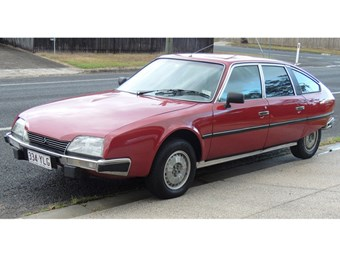 1984 Citroen CX 2500 IE – Today's Tempter