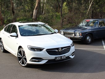 Video: Holden ZB Commodore review