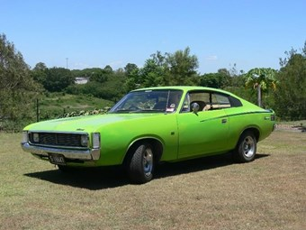 1973 Chrysler Valiant VH Charger XL – Today's Tempter