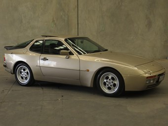 1986 Porsche 944 Turbo – Today's Tempter