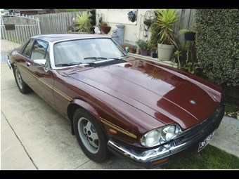 Jaguar XJS V12 - today's long-nose tempter