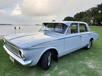 Valiant AP5 Regal - today's Aussie tempter