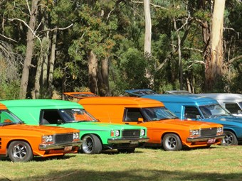 Picnic at Hanging Rock car show 2019 - Gallery