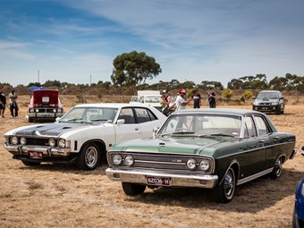 2019 All-Ford Day (Geelong) Gallery