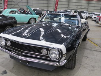 Graysonline classic auction preview - video + gallery