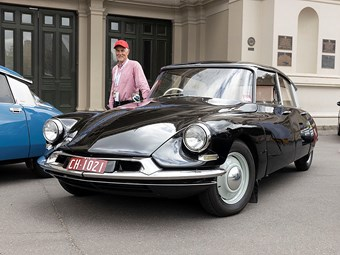 100 years of Citroen at Motorclassica - 1962 ID19